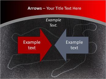 Murder Victim PowerPoint Template - Slide 70