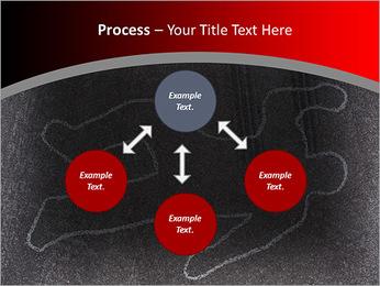 Murder Victim PowerPoint Template - Slide 71