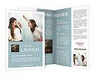 Sister Quarrel Brochure Template