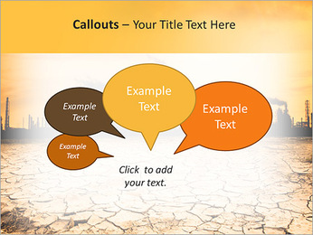Pollution Issue PowerPoint Template - Slide 53