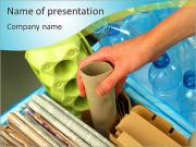 Collect Garbage PowerPoint Templates