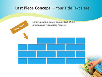 Collect Garbage PowerPoint Template - Slide 26