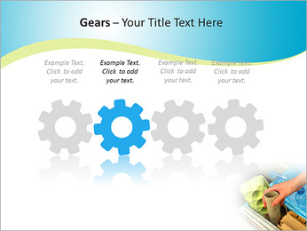 Collect Garbage PowerPoint Template - Slide 28
