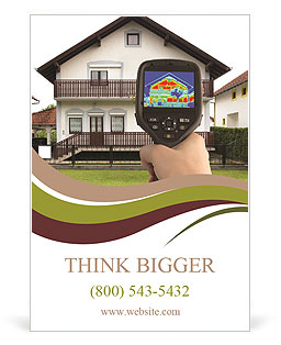 Real Estate Device Ad Template