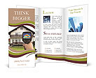 Real Estate Device Brochure Templates