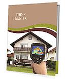 Real Estate Device Presentation Folder