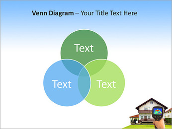 Real Estate Device PowerPoint Template - Slide 13