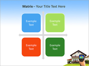 Real Estate Device PowerPoint Template - Slide 17