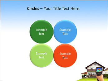 Real Estate Device PowerPoint Template - Slide 18