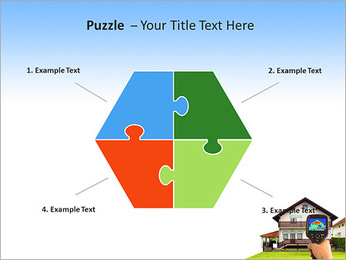 Real Estate Device PowerPoint Template - Slide 20
