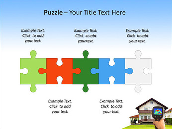 Real Estate Device PowerPoint Template - Slide 21