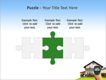 Real Estate Device PowerPoint Template - Slide 22