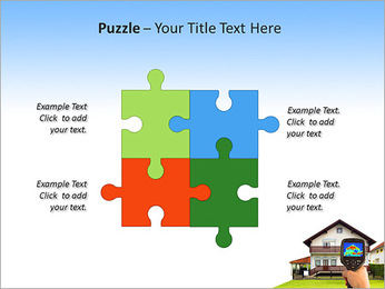 Real Estate Device PowerPoint Template - Slide 23