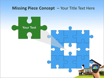 Real Estate Device PowerPoint Template - Slide 25