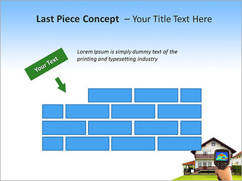 Real Estate Device PowerPoint Template - Slide 26