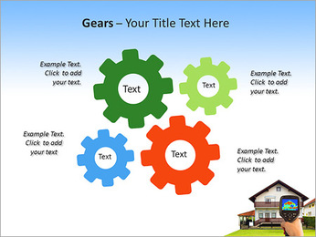 Real Estate Device PowerPoint Template - Slide 27