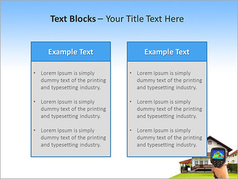 Real Estate Device PowerPoint Template - Slide 37