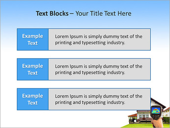 Real Estate Device PowerPoint Template - Slide 38