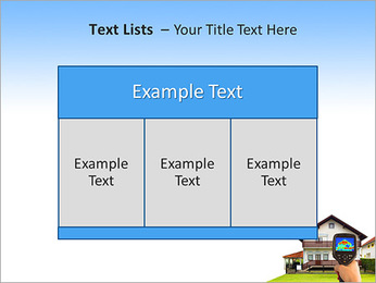 Real Estate Device PowerPoint Template - Slide 39