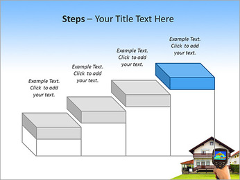 Real Estate Device PowerPoint Template - Slide 44