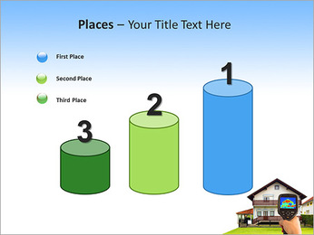 Real Estate Device PowerPoint Template - Slide 45