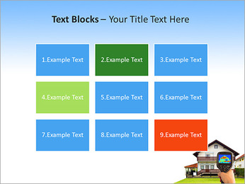 Real Estate Device PowerPoint Template - Slide 48