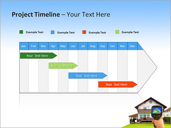 Real Estate Device PowerPoint Template - Slide 5