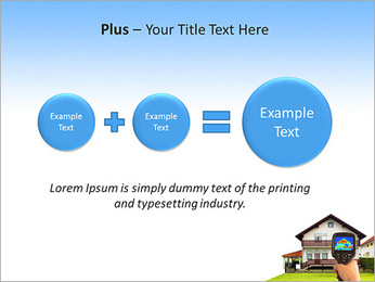 Real Estate Device PowerPoint Template - Slide 55