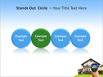 Real Estate Device PowerPoint Template - Slide 56