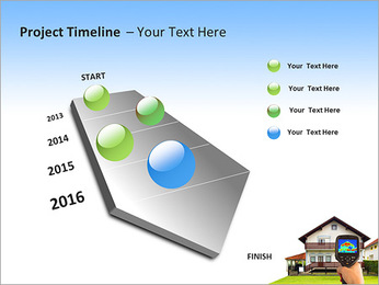 Real Estate Device PowerPoint Template - Slide 6