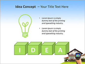 Real Estate Device PowerPoint Template - Slide 60