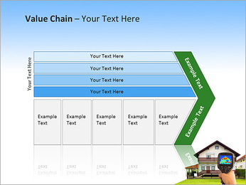 Real Estate Device PowerPoint Template - Slide 7