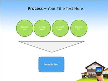 Real Estate Device PowerPoint Template - Slide 73