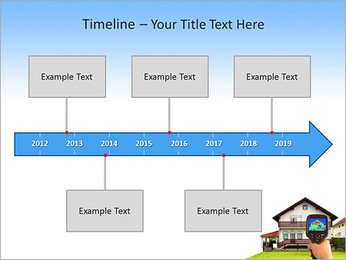 Real Estate Device PowerPoint Template - Slide 8