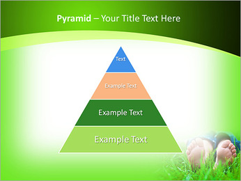 Lie On Grass PowerPoint Template - Slide 10