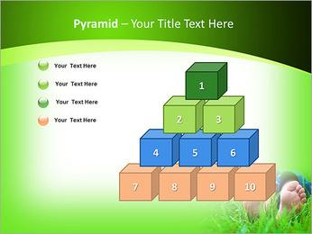 Lie On Grass PowerPoint Template - Slide 11
