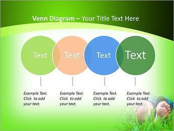 Lie On Grass PowerPoint Template - Slide 12