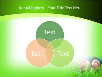 Lie On Grass PowerPoint Template - Slide 13