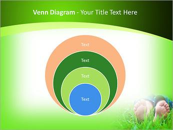Lie On Grass PowerPoint Template - Slide 14