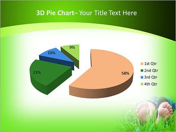 Lie On Grass PowerPoint Template - Slide 15