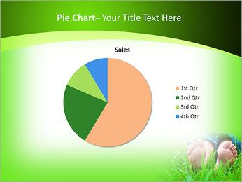 Lie On Grass PowerPoint Template - Slide 16