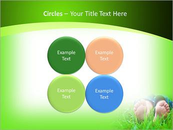 Lie On Grass PowerPoint Template - Slide 18