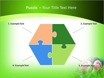 Lie On Grass PowerPoint Template - Slide 20