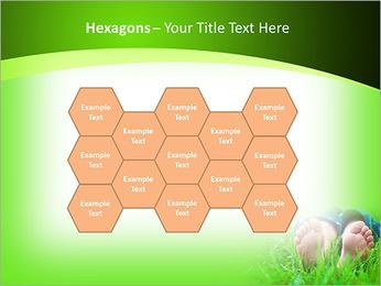 Lie On Grass PowerPoint Template - Slide 24