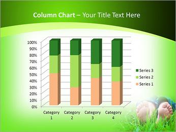 Lie On Grass PowerPoint Template - Slide 30