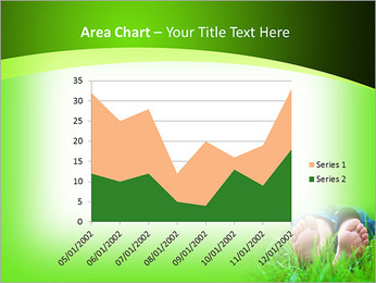 Lie On Grass PowerPoint Template - Slide 33