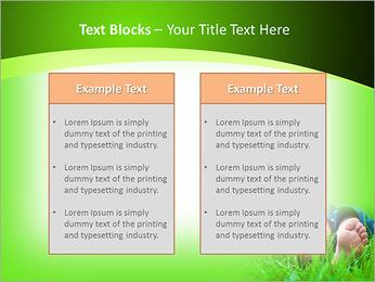 Lie On Grass PowerPoint Template - Slide 37