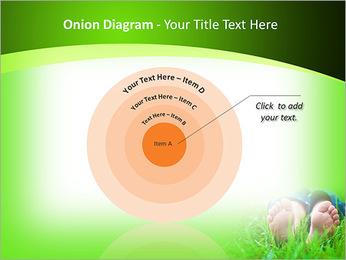 Lie On Grass PowerPoint Template - Slide 41