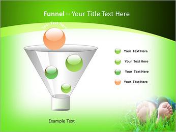 Lie On Grass PowerPoint Template - Slide 43