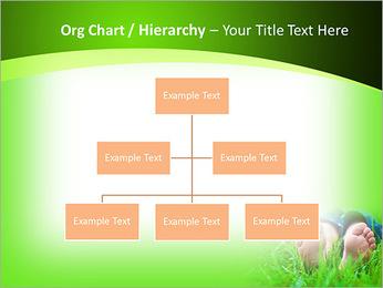 Lie On Grass PowerPoint Template - Slide 46
